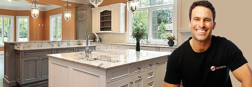Awesome Kitchen Remodeling Company   PRO TOPS   Charlotte NC