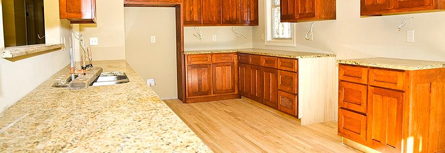 Granite Kitchen Countertops Installation Process